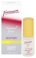 Izgatók, vágykeltők / Pheromon, parfüm, vágykeltő / HOT extra erős feromon parfüm - nőknek 10ml