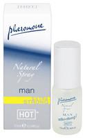 Izgatók, vágykeltők / Pheromon, parfüm, vágykeltő / HOT extra erős feromon parfüm - férfiaknak 10 ml