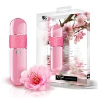 Vibrátor, dildó, műpénisz / Vibrátorok (rezgő vibrátor) / B3 Onyé Fleur - mini rúdvibrátor (pink)