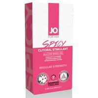 Női kellékek / Stimulálók / JO SPICY - klitorisz stimuláló gél nőknek (10 ml)