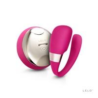 Vibrátor, dildó, műpénisz / Vibrátorok (rezgő vibrátor) / LELO Tiani 3- szilikon párvibrátor (pink)