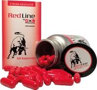 Férfi kellékek / Orgazmus késleltető / RedLine - étrendkiegészítő kapszula férfiaknak (60 db)