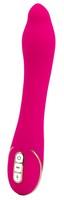 Vibrátor, dildó, műpénisz / G-pont vibrátor / Vibe Couture Revel - vízálló, bólogató G-pont vibrátor (pink)
