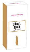 Vibrátor, dildó, műpénisz / Klitorisz izgatók / Züngel-Zunge - akkus, forgó nyelv vibrátor (piros)